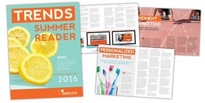 TRENDS SUMMER READER 2016 Image