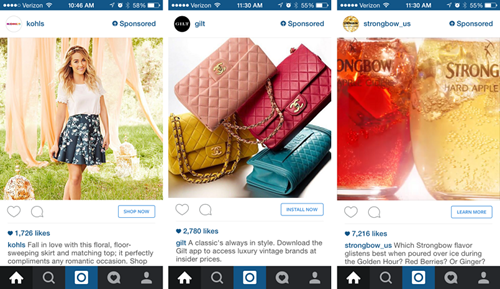 Let's Chat About Instagram Ads