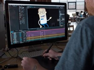 Animation & Motion Graphics Image