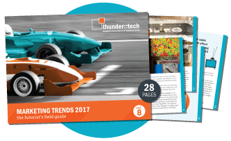MARKETING TRENDS 2017 Image