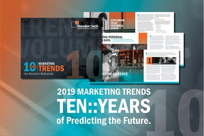 2019 Marketing Trends Image