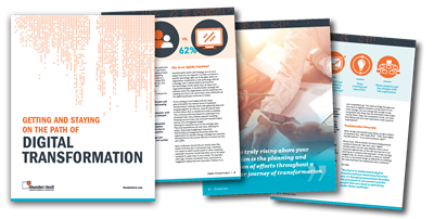 Digital Transformation White Paper Image